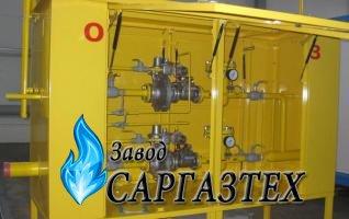 МРП-7000 модульный газораспределительный пункт
