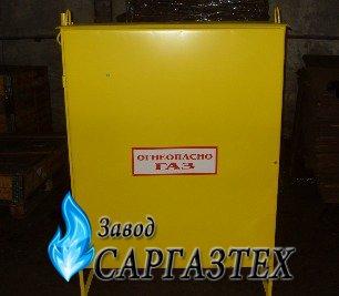 Газорегуляторный пункт ШРП-R/70-AP-1 с регуляторами R/70-AP