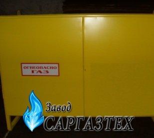 ШРП-ГК-101-01-01 с регуляторами РДСК-50М3
